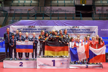 Team competitions ended in Ostrava.